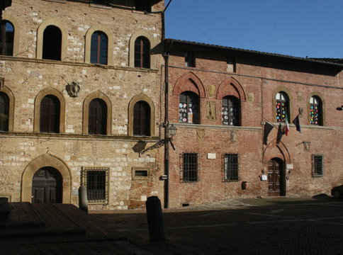Piazza - Colle Val d'Elsa